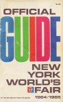 Program book for the 1964 World's Fair